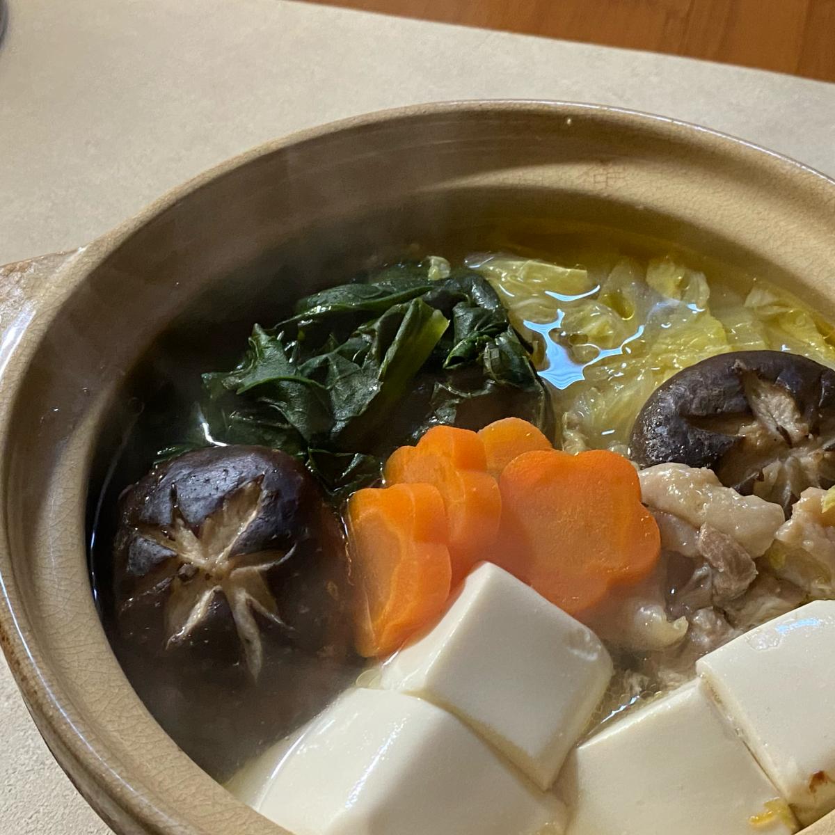 【無水調理】水炊き~スロークッキングver~