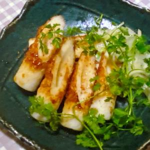 料理画像:ちくわのみりん焼き