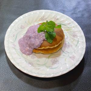 クリームチーズパンケーキのイメージ